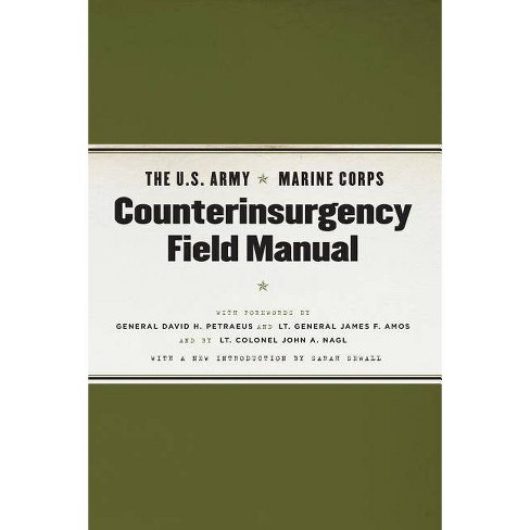 The U.S. Army/Marine Corps Counterinsurgency Field Manual - 2 Edition by  John A United States Army - image 1 of 1