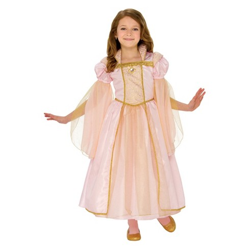 Girls Pretty Princess Halloween Costume L