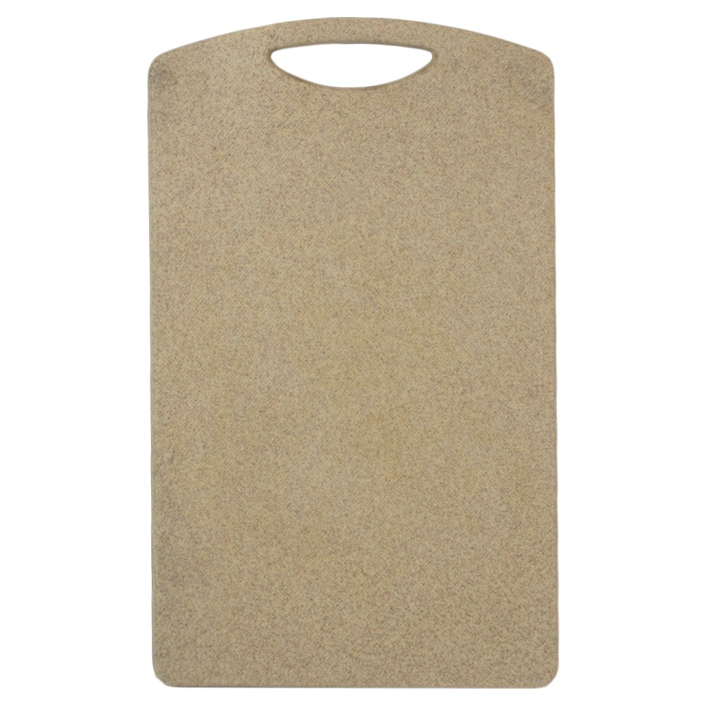 "Image of ""Architec 12""""x16"""" Natural Poly Cutting Everyday Board, Brown"""