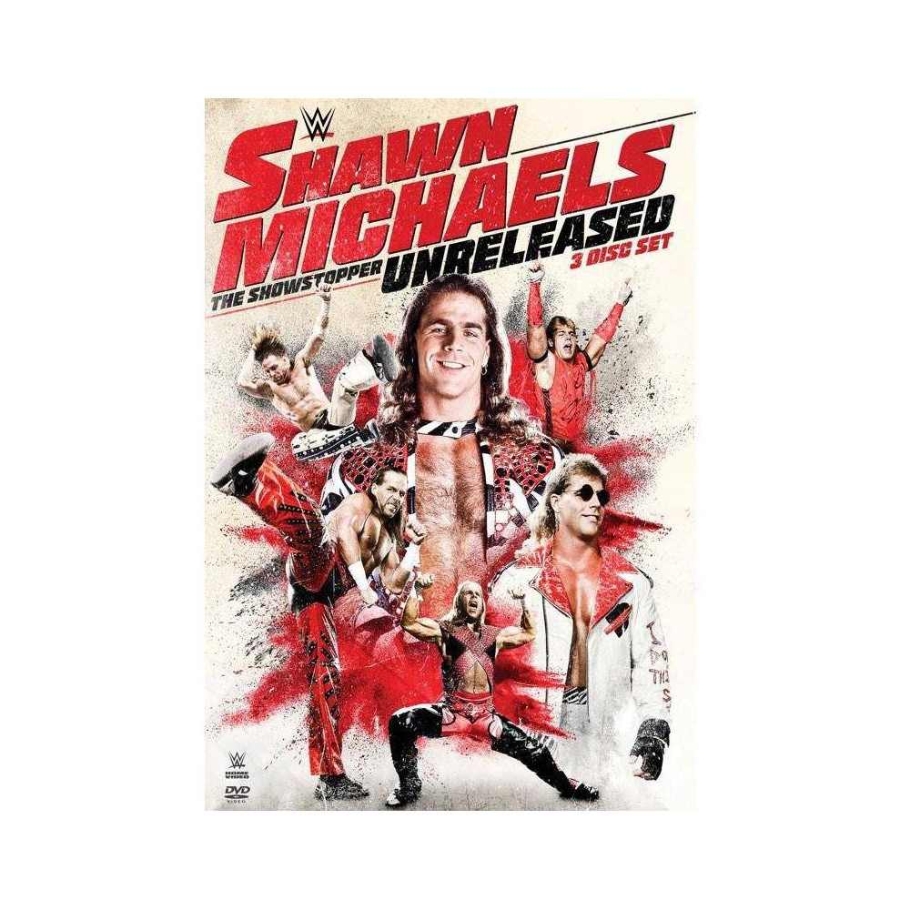 WWE: Shawn Michaels the Showstopper Unreleased (DVD)(2018) Reviews