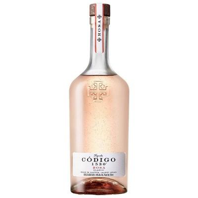 Codigo 1530 Rosa Blanco Tequila - 750ml Bottle