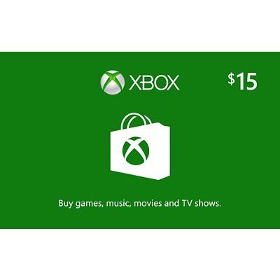 Xbox Gift Card - (Digital Code)
