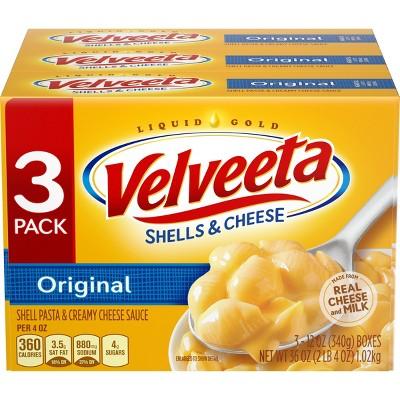 Velveeta Original 3 Pack