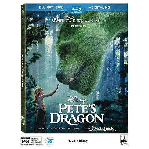 Pete's Dragon (Blu-ray + DVD + Digital) - image 1 of 1