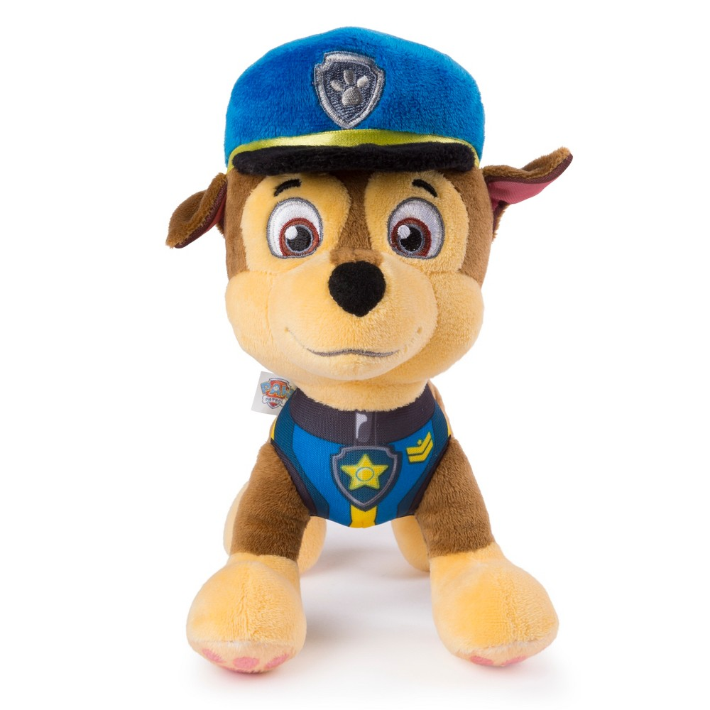 Paw Patrol Ultimate Rescue Chase Plush