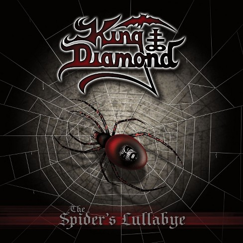 King diamond - Spider's lullabye:2015 (CD) - image 1 of 1