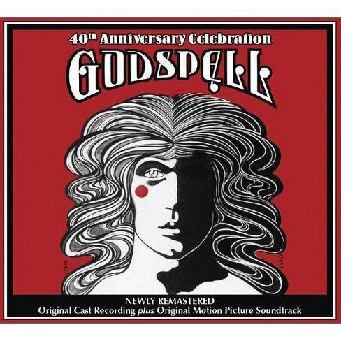 Original Cast - Godspell (The 40th Anniversary Celebration)(OCR) (CD) - image 1 of 2