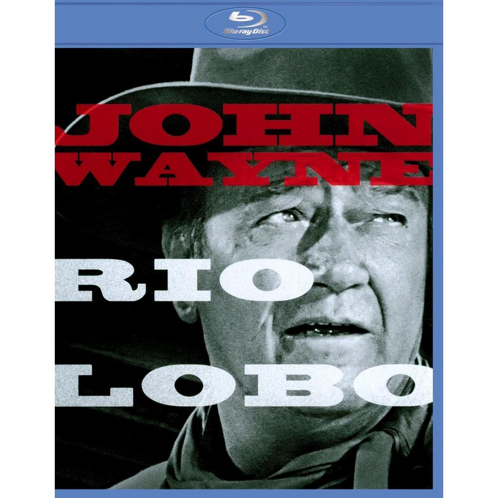 Rio Lobo (Blu-ray), Movies