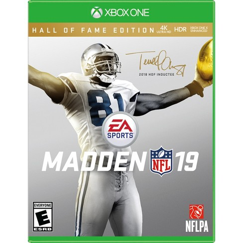Madden NFL 19: Hall of Fame Edition - Xbox One - image 1 of 6