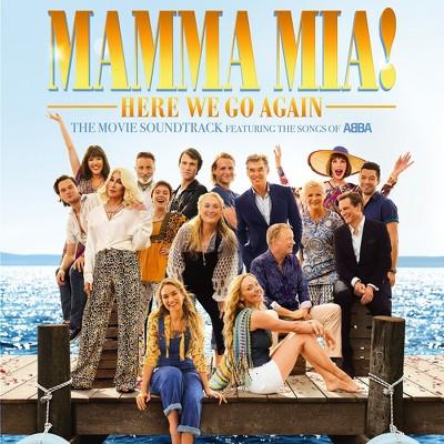 Mamma Mia! Here We Go Again (The Original Motion Picture Cast Recording) (CD)