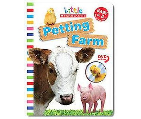 Petting Farm ( Little Scholastic) (Mixed media product) by Scholastic Inc. - image 1 of 1