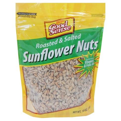 Good Sense Sunflower Nuts - 10oz - image 1 of 4