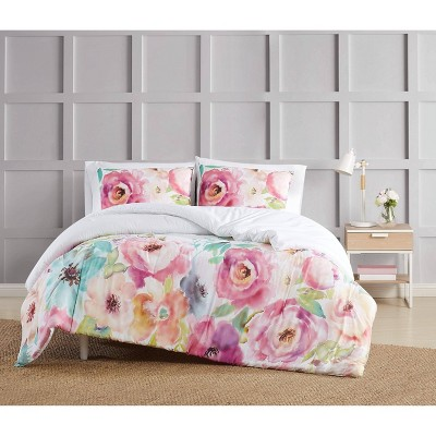 Spring Flowers Comforter Set - Christian Siriano