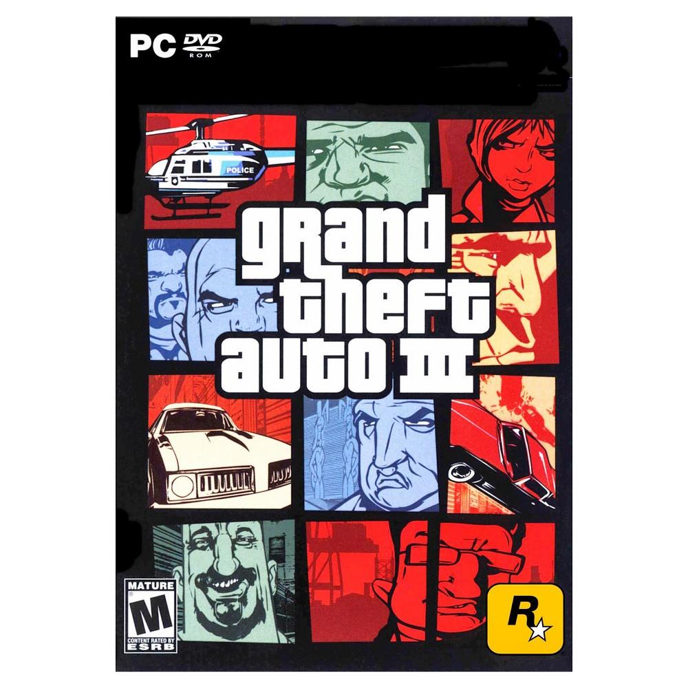 Grand Theft Auto Iii - PC Game (Digital)