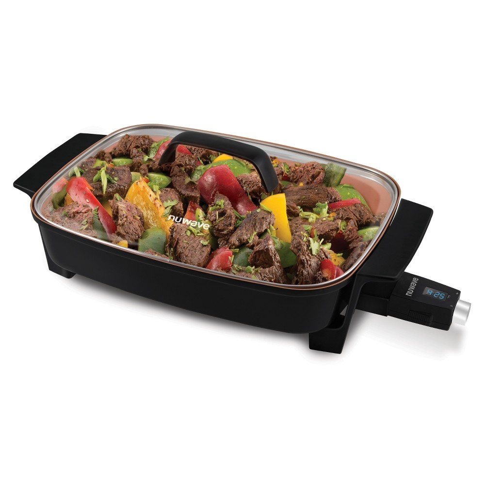 Nuwave Electric Skillet – Black 53587100