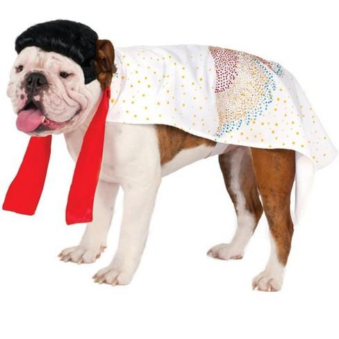 Elvis Presley Elvis Pet Costume - image 1 of 1