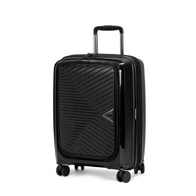 SWISSGEAR 20  Geneva Hardside Computer Access Expandable Suitcase - Black