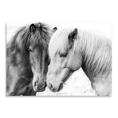 Americanflat Horse Love by Sisi and Seb Poster