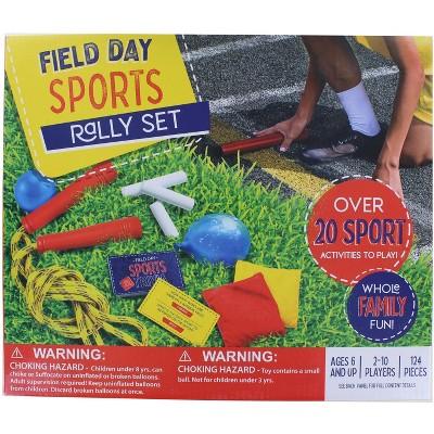 Field Day Sports Kit   20 Outdoor Activities