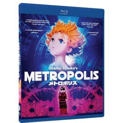 Osamu Tezuka's Metropolis (Blu-ray)