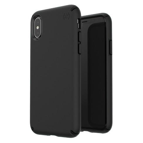san francisco 072e6 6f448 Speck Apple iPhone X/XS Presidio Pro Case - Black