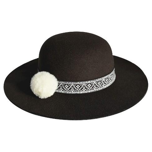Toddler Girls  Floppy Hat - Brown - Genuine Kids From OshKosh™   Target a83e649d562