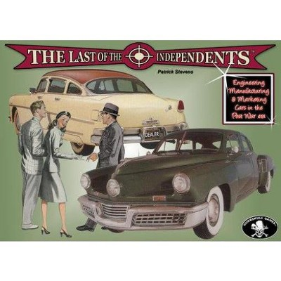 Last of the Independents Board Game