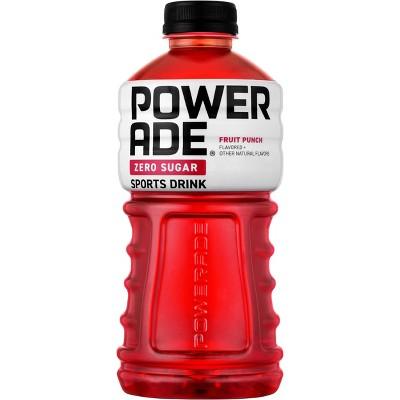 Energy & Sports Drinks: Powerade Zero