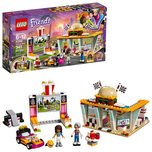 LEGO Friends Drifting Diner 41349 - image 1 of 7