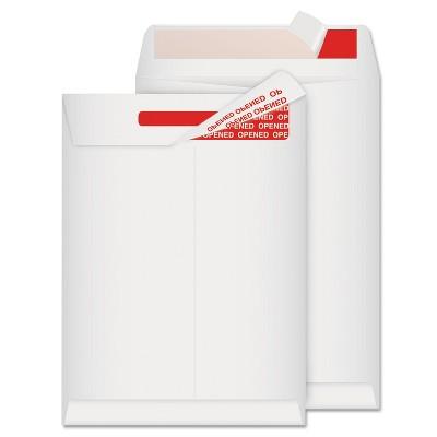 Quality Park Advantage Flap Stik Tyvek Mailer 9 x 12 White 100/Box R2400