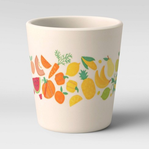 10oz Bamboo and Melamine Kids Cup - Pillowfort™ - image 1 of 1