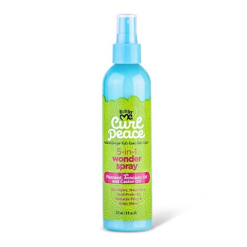 Just For Me Curl Peace Kids 5-in-1 Wonder Spray - 8 fl oz - image 1 of 4
