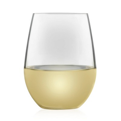 Libbey Signature Kentfield Estate Stemless Wine Glasses 20.5oz - Set of 4