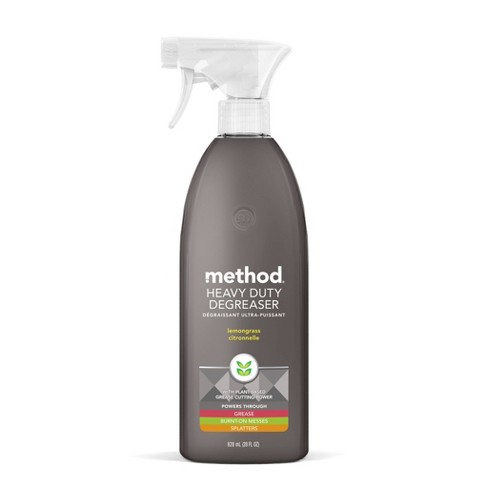Method Cleaning Products Kitchen Degreaser Lemongrass Spray Bottle - 28 fl oz - image 1 of 3
