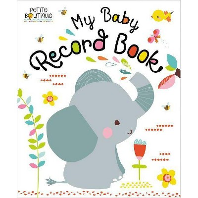 Baby Record Book 10/15/2017 (Hardcover)