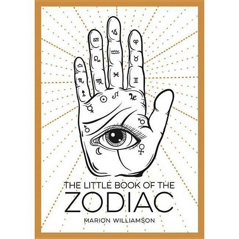 The Little Book of the Zodiac - by  Marion Williamson (Paperback) - image 1 of 1