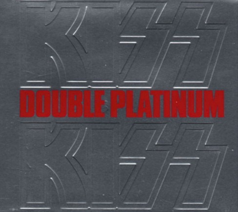 Kiss - Double platinum (CD) - image 1 of 1