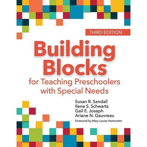 Building Blocks for Teaching Preschoolers with Special Needs - 3 Edition (Paperback) - image 1 of 1