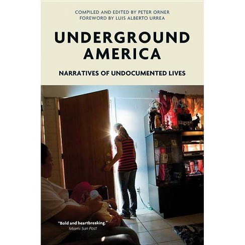 Underground America - (Voice of Witness) (Paperback) - image 1 of 1