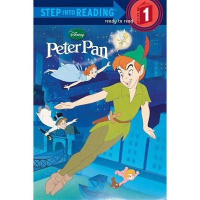 Peter Pan Step Into Reading (Disney Peter Pan) - (Paperback)