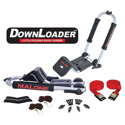 Malone Downloader Folding J-Style Universal Car Rack Kayak Carrier