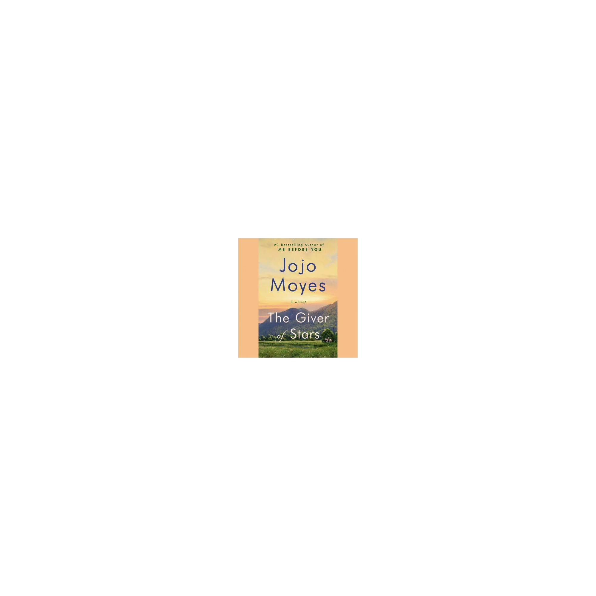 The Giver of Stars - by Jojo Moyes (AudioCD)