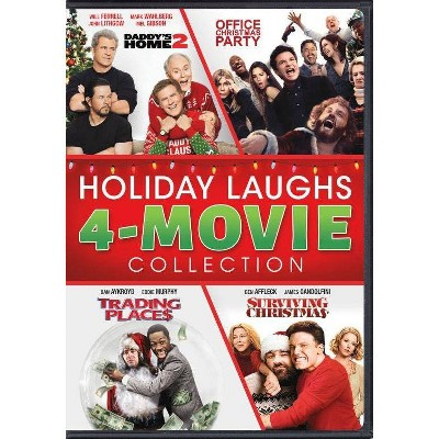 Holiday Laughs 4-Movie Collection (DVD)
