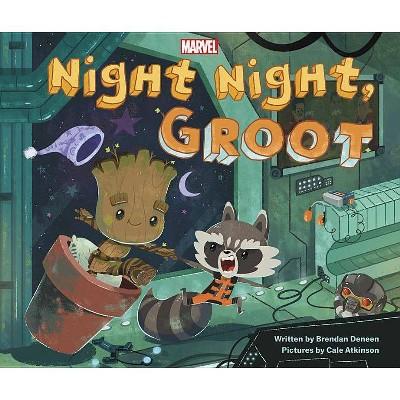 Night Night, Groot (Hardcover)(Brendan Deneen)