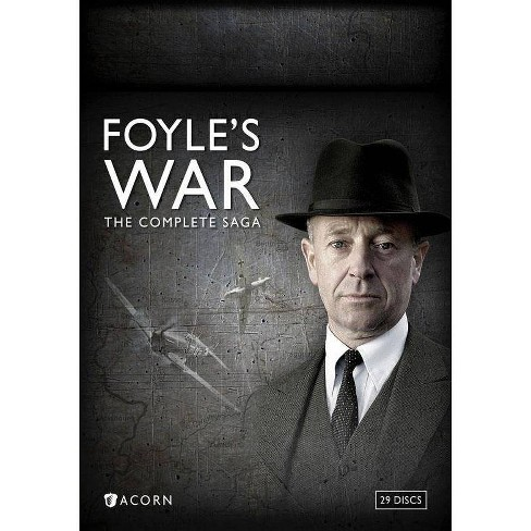 Foyle's War: The Complete Saga (DVD) - image 1 of 1