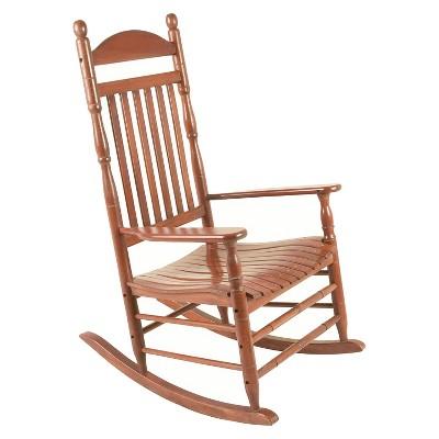 Patio Rocking Chair - Natural - Cambridge Casual