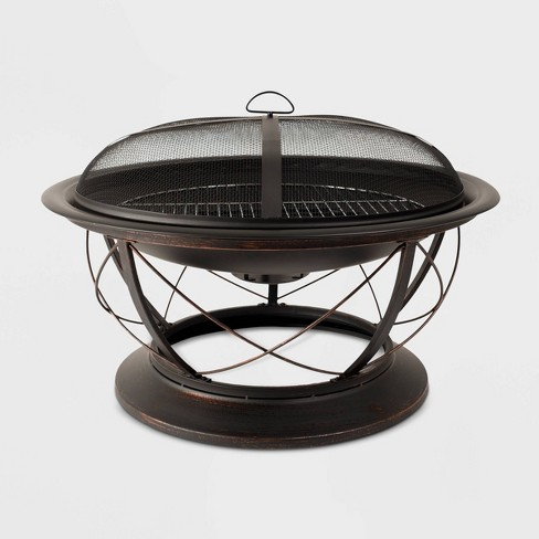 Pleasant Hearth Palmetto Fire Pit - image 1 of 4