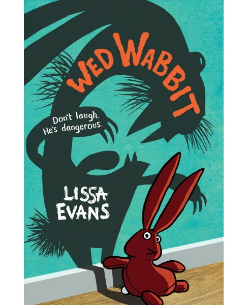 Wed Wabbit -  by Lissa Evans (Hardcover) - image 1 of 1
