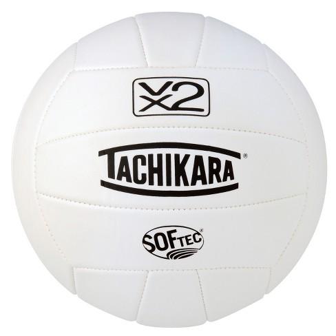 Tachikara SofTec VX2 Volleyball, White - image 1 of 1