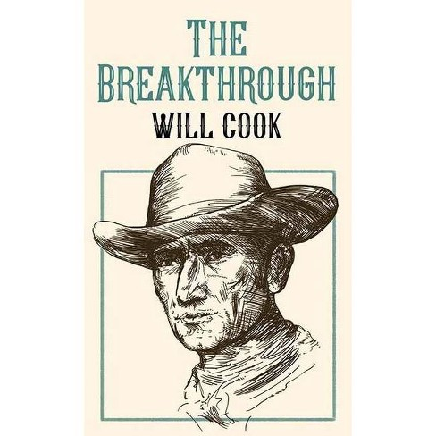 The Breakthrough - by  Will Cook (Hardcover) - image 1 of 1